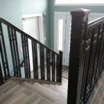 Kovácsoltvas lépcsőkorlátok